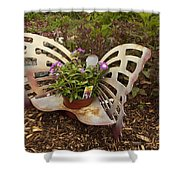Garden Art Shower Curtain