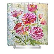 Garden Beauty-jp2957 Shower Curtain