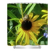Garden Buffet Shower Curtain