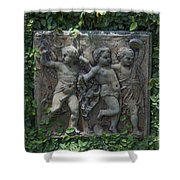 Garden Children Shower Curtain