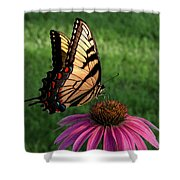 Garden Dancer Shower Curtain