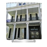 Garden District 11 Shower Curtain