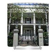 Garden District 12 Shower Curtain