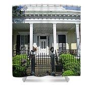 Garden District 15 Shower Curtain