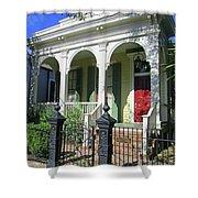 Garden District 23 Shower Curtain