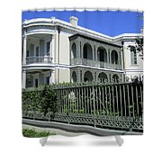 Garden District 41 Shower Curtain