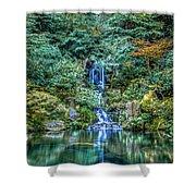 Garden Falls Shower Curtain