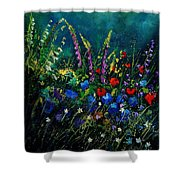 Garden Flowers 56 Shower Curtain