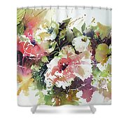 Garden Gaiety Shower Curtain