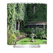Garden Globe Shower Curtain