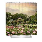 Garden Grace Shower Curtain