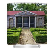 Garden House Shower Curtain