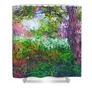 Garden Of Joy Shower Curtain