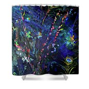 Garden Of The Deep Shower Curtain