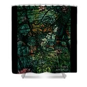 Garden Of The Moon Shower Curtain
