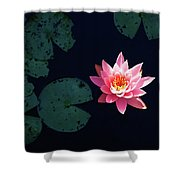 Garden Party For One Shower Curtain