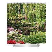 Garden Splendor Shower Curtain