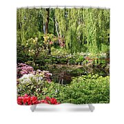 Garden Splendor Shower Curtain