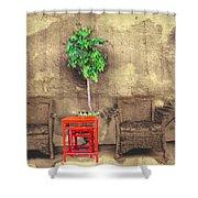Garden View Series 37 Shower Curtain