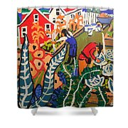 Gardeners Shower Curtain