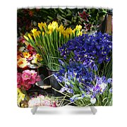 Gardenjoy Shower Curtain