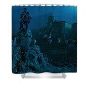 Garibaldi Shower Curtain