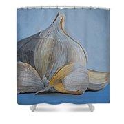 Garlic IIi Shower Curtain