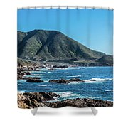 Garrapata State Park 1 Shower Curtain