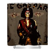 Gasparilla 2011 Shower Curtain