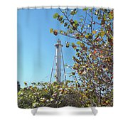 Gasparilla Lighthouse Shower Curtain