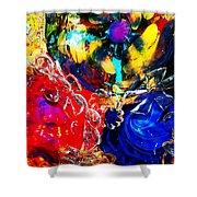 Gass Art Shower Curtain