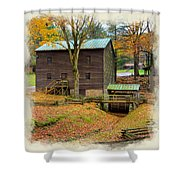 Gastons Mill 2 Shower Curtain