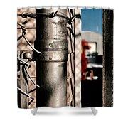 Gate #4 Shower Curtain