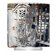 Gate 46 Shower Curtain