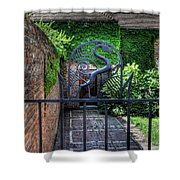 Gate And Arch Shower Curtain