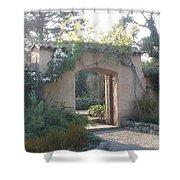 Gate  Shower Curtain