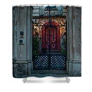 Gates Of Charleston Sc Shower Curtain