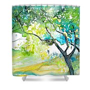 Gatova Spain 04 Shower Curtain