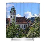 Gattnauer Parish Church Shower Curtain