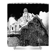Gaudi House Shower Curtain