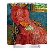 Gauguin: Reverie, 1891 Shower Curtain