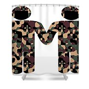 Gays In The Military Shower Curtain