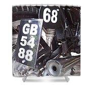 Gb 54 88 Shower Curtain