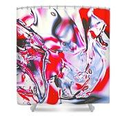 Gel Art #21 Shower Curtain