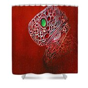 Gem Shower Curtain