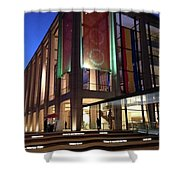 Gems Of Lincoln Center 2 Shower Curtain