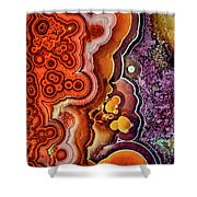 Gemstone 3 Shower Curtain