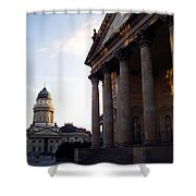 Gendarmenmarkt Shower Curtain