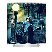 Gene Kelly, Singing In The Rain Shower Curtain