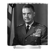 General Benjamin Davis Shower Curtain by War Is Hell Store